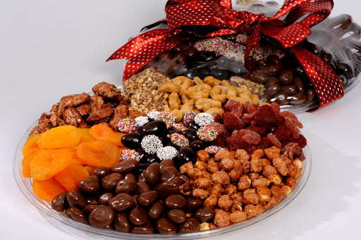 Chocolate, Nut and Dried Fruit Gift Tray