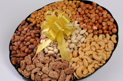 Nut Assortment Gift Tray Extra Fancy