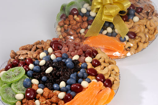 Nut & Dried Fruit Gift Tray Assortment