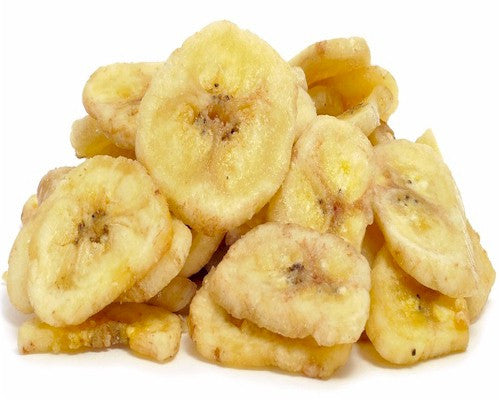 Banana Chips Sweetened