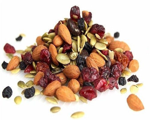 Berry Nutty Trail Mix