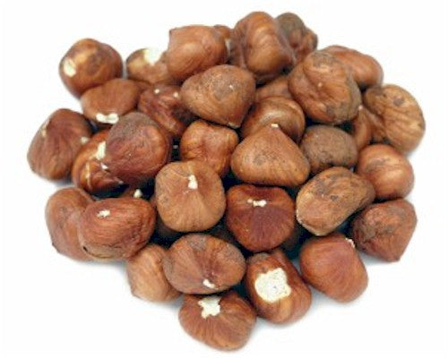 Filberts (Hazelnuts) Shelled Raw