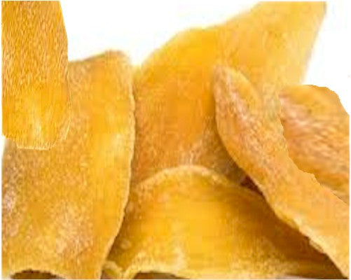 Mango Dried Unsulphured Lower Sugar