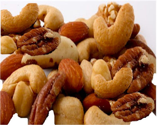 Mixed Nuts Roasted Extra Large Salted