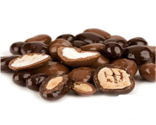 Mixed Nuts Milk & Dark Chocolate Covered