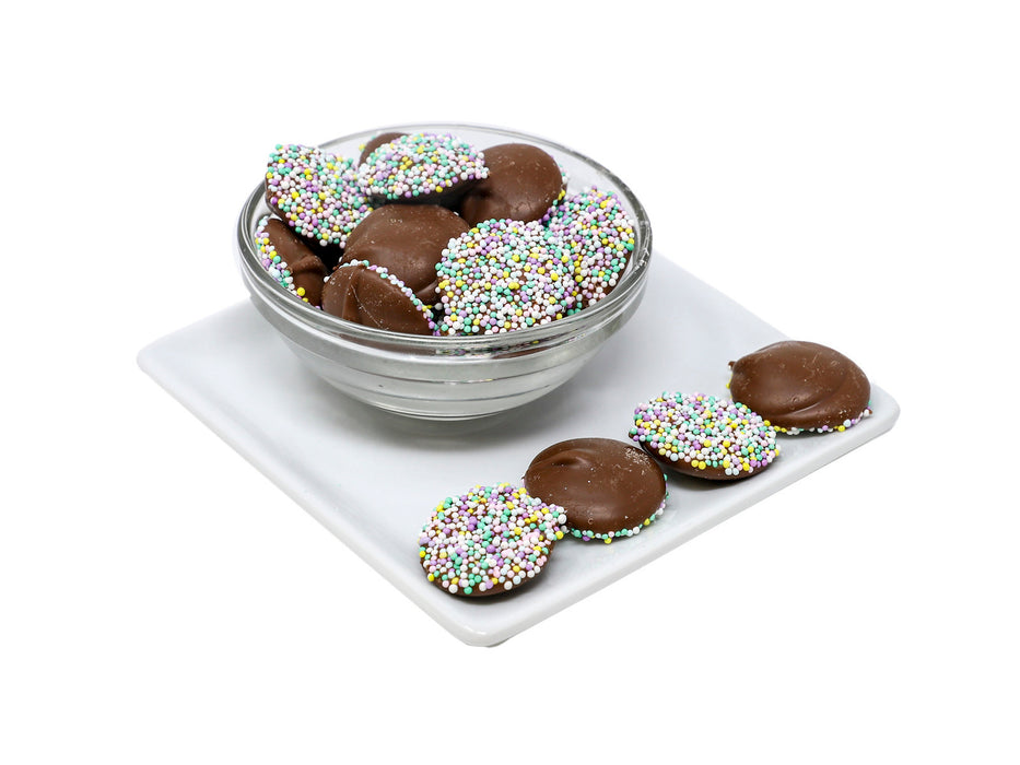 Nonpareils Milk Chocolate Spring Easter
