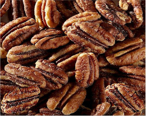 Pecans Roasted Salted or No Salt