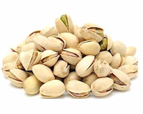 Pistachios California In Shell Roasted Large No Salt