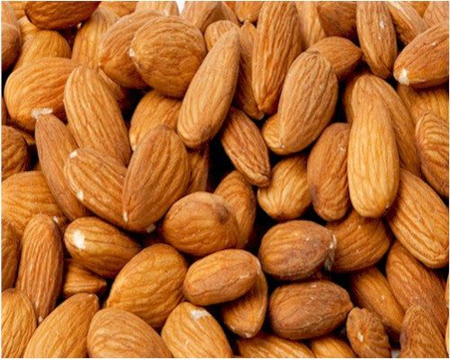Almonds Raw No Shell California