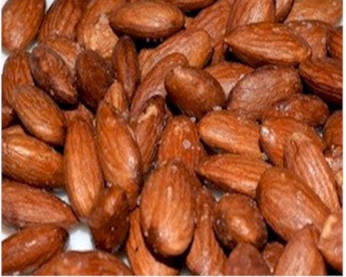 Almonds Roasted Salted or No Salt