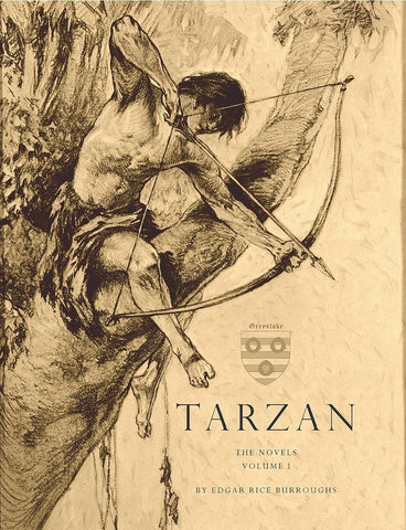 Burroughs - Tarzan: The Novels, Vol. 1