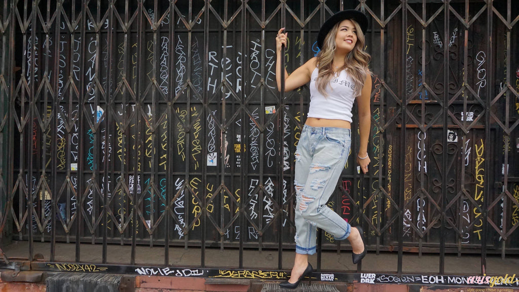 BOYFRIEND JEANS – DO'S & DON'TS