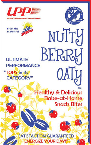 Nutty Berry Oaty™ (Gluten Free)