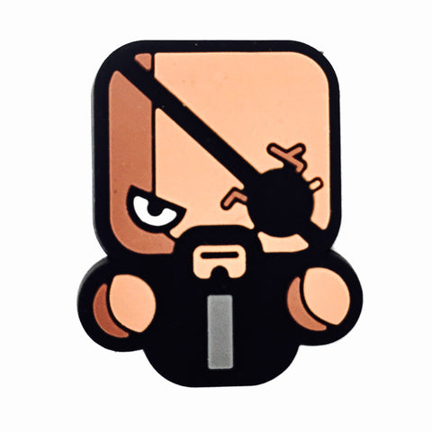 Nick Fury Badge