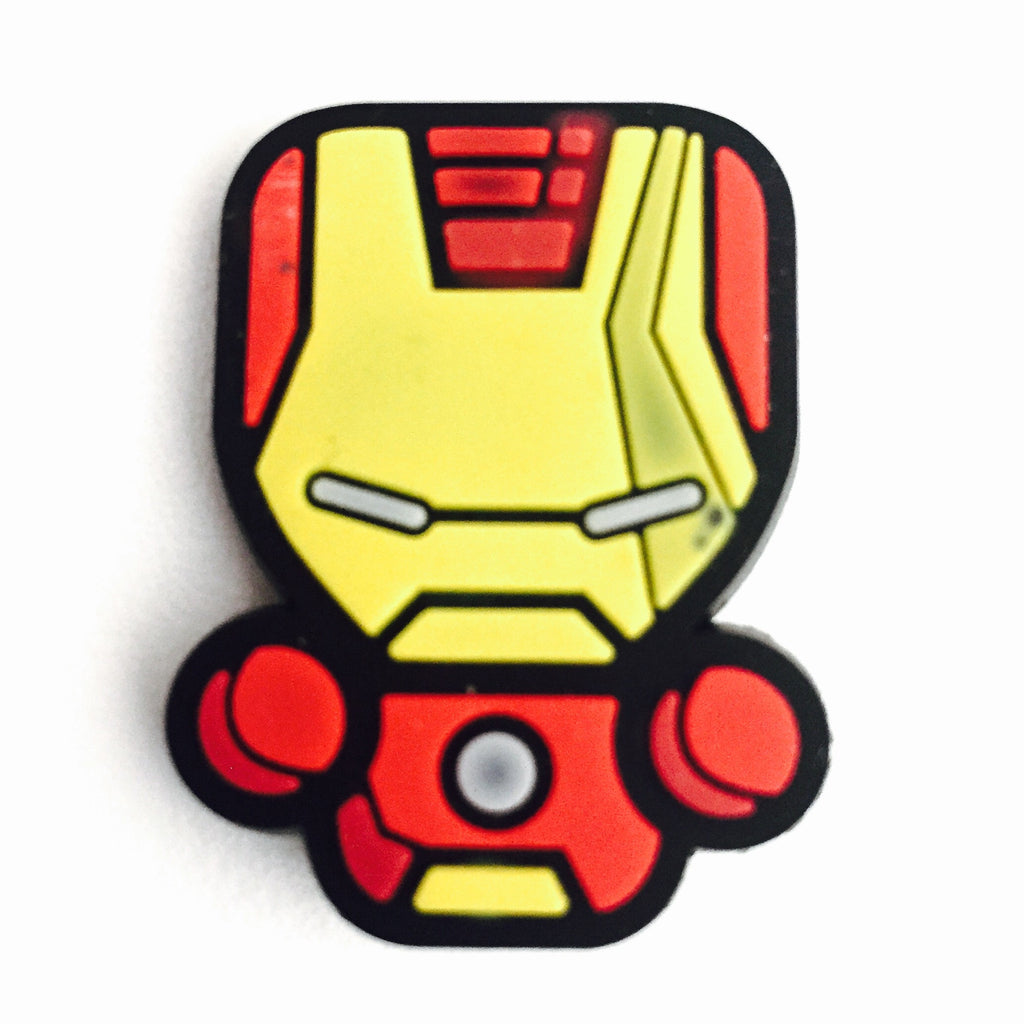 Iron Man Badge