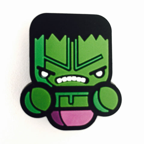 Hulk Badge