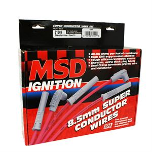 MSD Plug Wire Set