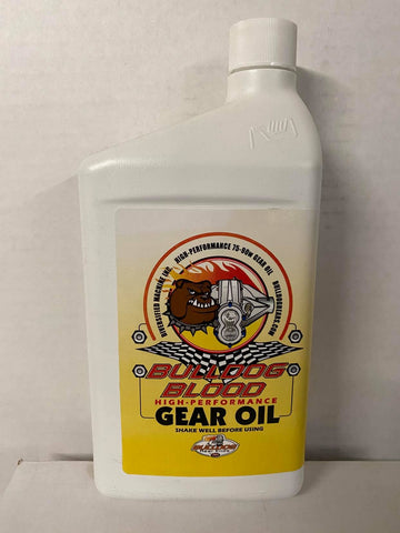 Bulldog Blood Gear Oil