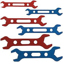 Aluminum Wrench Set Double Ended
