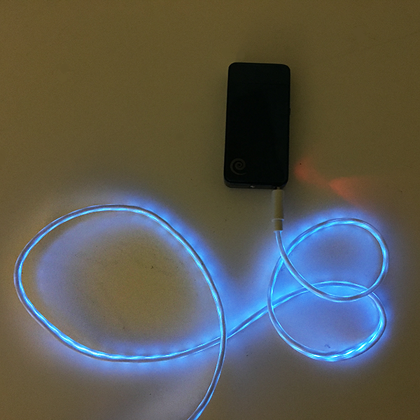 Blue Dreams LED Charging Cord