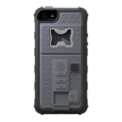 Cloudscape Gray Pure Spark iPhone 5/5s Case