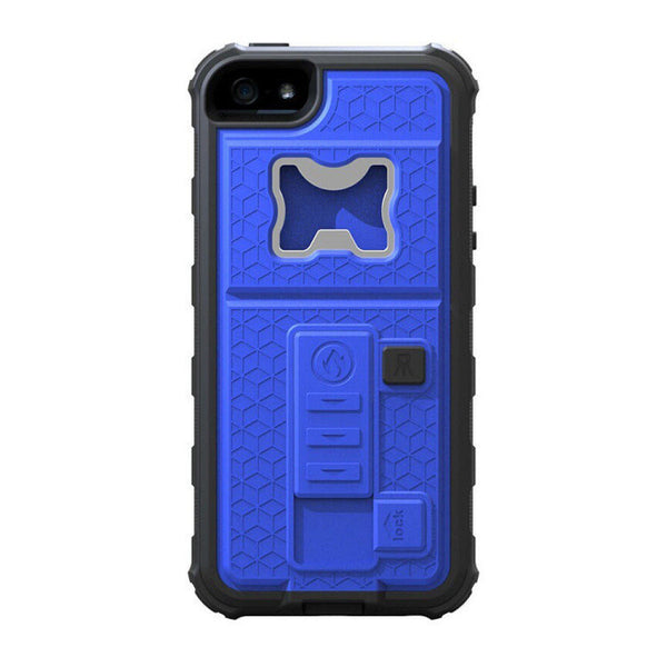 Arctic Blue Pure Spark iPhone 5/5s Case