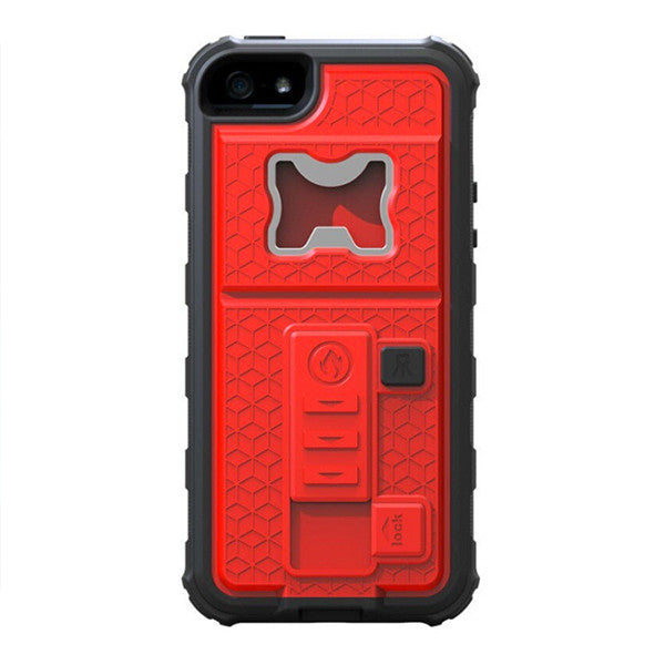Zombie Red Pure Spark iPhone 5/5s Case