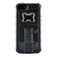 Jet Black Pure Spark iPhone 5/5s Case