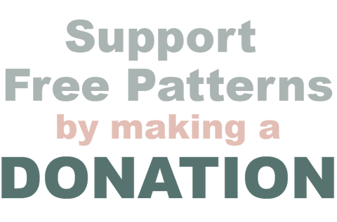 Free Pattern Donation Options