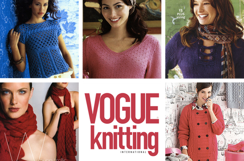 Vogue Knitting & Knit Simple