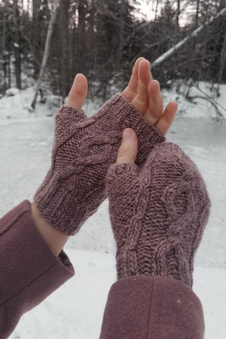Warm Things Mitts