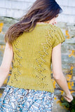 Sprout Tee with Lace
