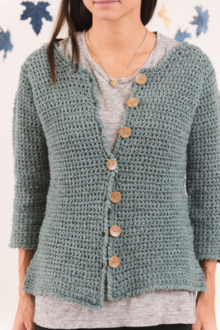 Blissful Bookworm Cardigan