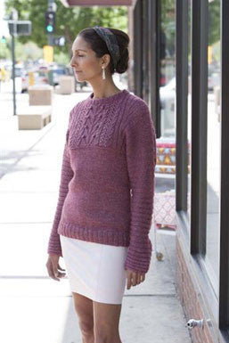 Blooming Forest Pullover