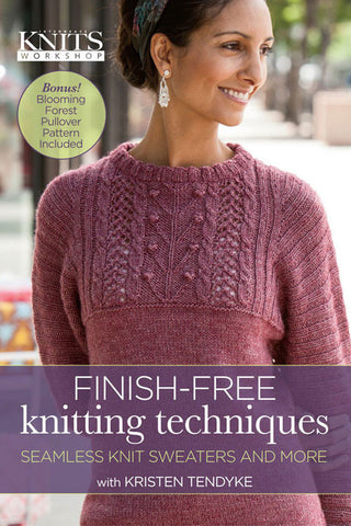 Finish-Free Knitting Techniques Video
