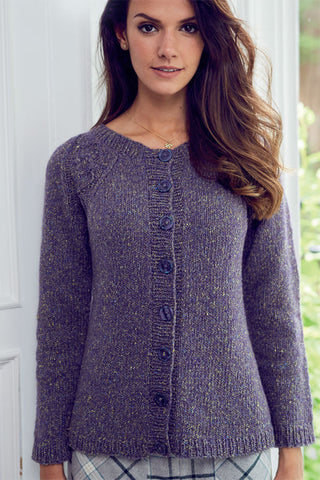 Interlacing Hearts Cardigan