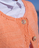 Just Peachy Cardigan