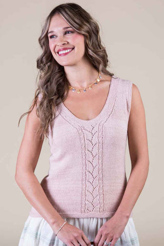 Canyon Lace Tank
