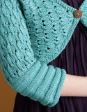 Light Bolero Sample Sweater