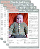 Muddy Duck Pond Cardigan