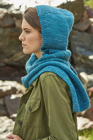 Highland Hooded Scarf