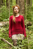 Cherrywood Sample Sweater
