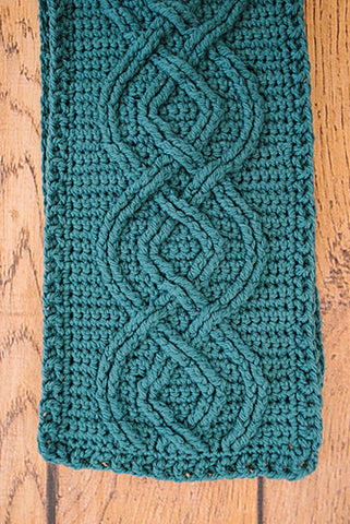 Juniper Hooded Scarf
