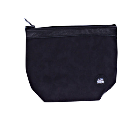 "9.5"" DOPP KIT - BLACK CAMO - ALOHA SUNDAY"