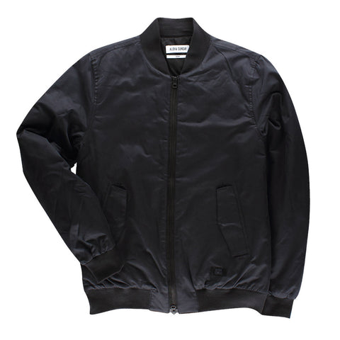 ALOHA SUNDAY BELLOWS BOMBER JACKET