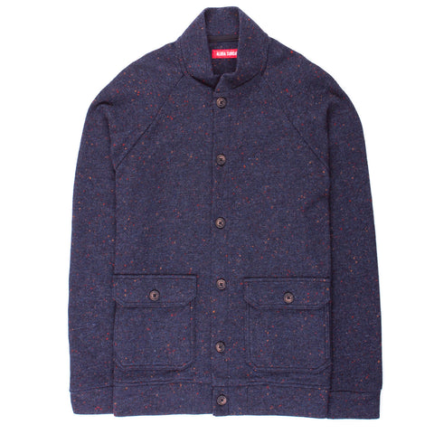 ALOHA SUNDAY NAVY COOPER JACKET