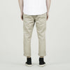 PACIFIC CROPPED CHINO - KHAKI