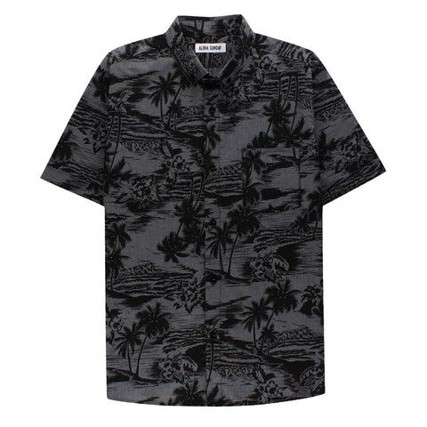 HIDEAWAYS - SHORT SLEEVE - ALOHA SUNDAY