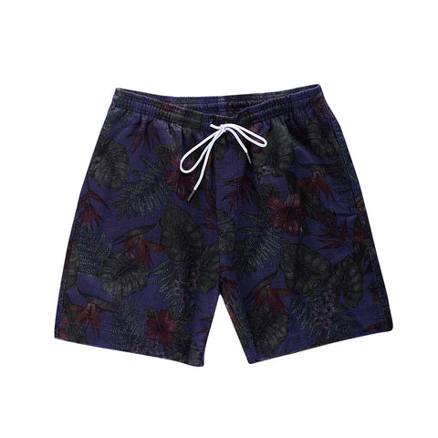KOHALA SHORT - NAVY TROPICAL