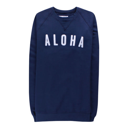 KAILUA HIGH - NAVY - ALOHA SUNDAY